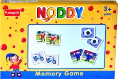 Buy Funskool Memory Game: Card Game