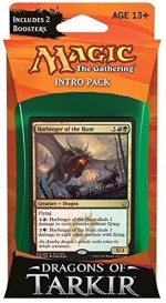 Magic: the Gathering Card Games Magic: the Gathering Dragons Of Tarkir Furious Forces Intro