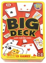 POOF Card Games POOF Big Deck Giant Playing Cards