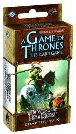 Fantasy Flight Games Card Games Fantasy Flight Games A Of Thrones Lcg The War Of Five Kings Chapter Pack