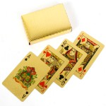 Protos Card Games Protos Gold Plated Playing Cards