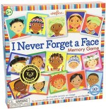 eeBoo Card Games eeBoo I Never Forget A Face Matching