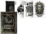 Ellusionist Card Games Ellusionist Ellusionist Infinity Playing Cards Poker Magic Collectors Art Deck