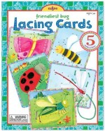 eeBoo Card Games eeBoo Friendliest Bug Lacing
