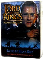 The Lord Of The Rings Theme Starter Deck Battle Of Helms Deep (Multicolor)