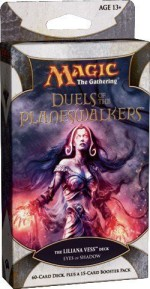 Magic: the Gathering Card Games Magic: the Gathering Duels Of The Planeswalker Deck Eyes