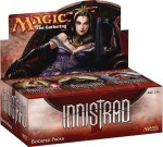 "Magic: the Gathering Card Games Magic: the Gathering "" Innistrad Booster Box Factory Sealed Mtg"""