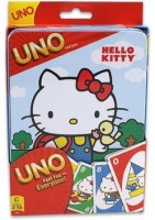 Cardinal Industries Hello Kitty Uno Tin (Multicolor)
