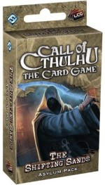Fantasy Flight Games Card Games Fantasy Flight Games Call Of Cthulhu Lcg The Shifting Sands Asylum Pack