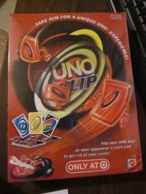 Mattel Card Games Mattel Uno Flip