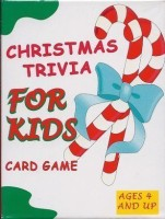 Chicago Toy & Gift Christmas Trivia For Kids Ages 4+ (White)