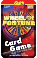 Endless Games Quick Picks Wheel Of Fortune Travel In A Tin (Multicolor)