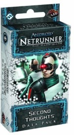 Fantasy Flight Games Card Games Fantasy Flight Games Android Netrunner Lcg Second Thoughts Data Pack