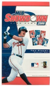 Wizards of the Coast Mlb Showdown 2000 Baseball Theme / Starter Deck