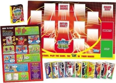 Cricket Attax Cards 2012 Topps Ipl 2012 Cricket Attax