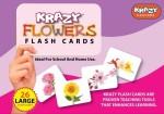MindWealth Learning & Educational Toys MindWealth Krazy Flowers Flash Cards