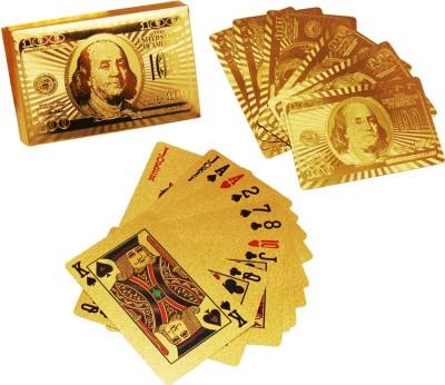 Zarsa Card Games Zarsa Golden Playing Card