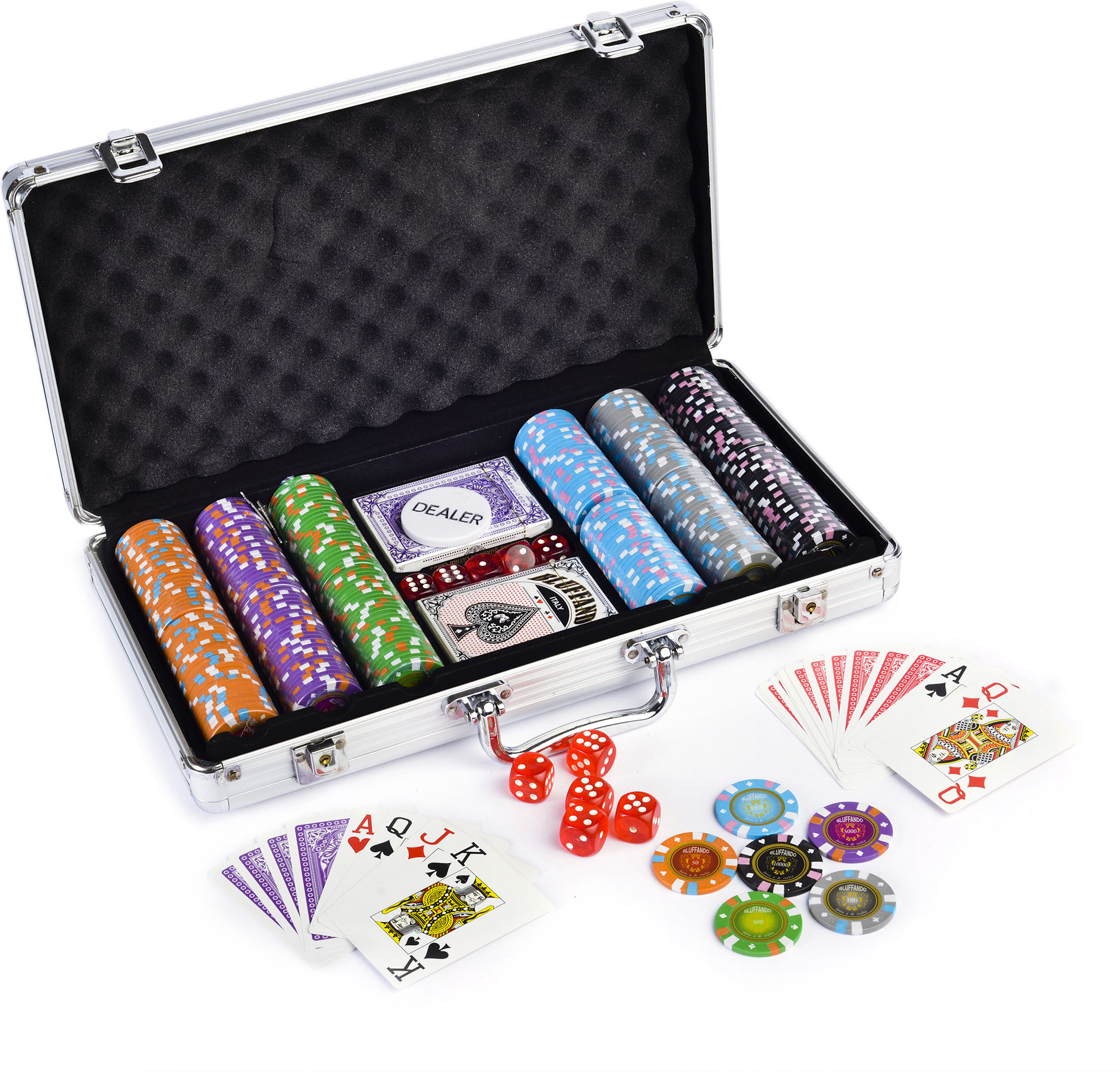 real casino poker