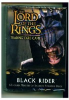The Lord Of The Rings Theme Starter Deck Black Rider Mouth (Black)