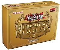 Konami Yugioh Premium Gold Return Of The Bling (Pack Of 15) (Gold)