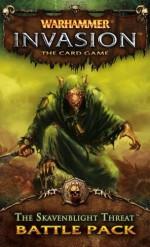 Fantasy Flight Games Card Games Fantasy Flight Games Warhammer Invasion Lcg The Skavenblight Threat Battle Pack
