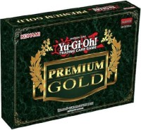 Yu-Gi-Oh! Yugioh 2014 Factory Sealed Premium Gold Mini Box (Green)