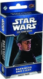 Fantasy Flight Games Star Wars Lcg Darkness And Light Force Pack