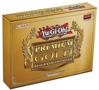 Yu-Gi-Oh! 1 (One) Pack Mini Box Of Premium Gold Return Of The Bling (Gold)