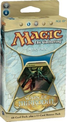 Magic: the Gathering Card Games Magic: the Gathering Mtg Scars Of Mirrodin Intro Pack