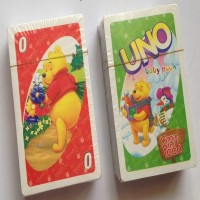 Meeras Disney Character UNO Cards Pack Of 109 Cards (Multicolor)