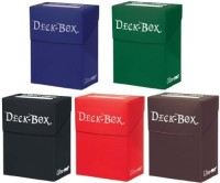 UltraPro Set Of Five New Ultrapro Deck Boxes (Multicolor)