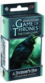 Fantasy Flight Games Card Games Fantasy Flight Games A Of Thrones Lcg A Journey'S End Chapter Pack