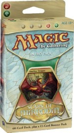 Magic: the Gathering Card Games Magic: the Gathering Scars Of Mirrodin Intro Pack Theme