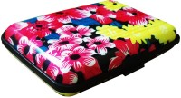 Dizionario ALUMA_FLOWER, 6 Card Holder - Set Of 1, Multicolor