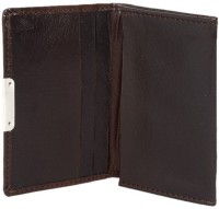 Essart 10 Card Holder (Set Of 1, Brown)