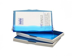 Solo BC 001  Card Holder - Set Of 20, Blue