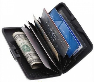 Buy AndAlso Aluminium Rugged, 6 Card Holder: Card Holder