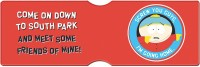 South Park Cartman South Park 6 Card Holder (Set Of 1, Multicolor)