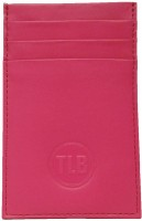 TLB Nifty Sleeve Flurocent, 6 Card Holder - Set Of 1, Pink