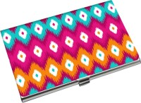 Kolorobia On The Go 8 Card Holder Set Of 1, Multicolor