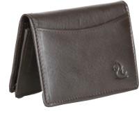 Kara 9032, 25 Card Holder - Set Of 1, Brown