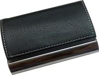 B.G. Elegant Visiting, 150 Card Holder (Set Of 1, Black)