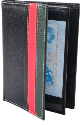 Lee Lee Italian CDHPS5BLKRED, 5 Card Holder (Brown)