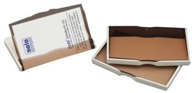 Solo BC 001  Card Holder - Set Of 20, Brown