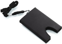 DivineXt 20 Card Holder (Set Of 1, Black)