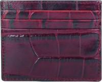 Cross Genuine Leather, 6 Card Holder (Set Of 1, Brown)