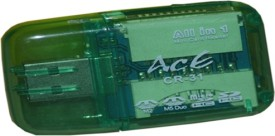 Ace Cr 31 Card Reader