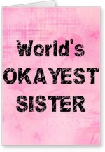 Lolprint World's OKAYEST Sister Rakhi