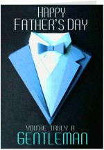 Giftsbymeeta My Gentleman Dad Fathers Day