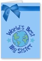 Lolprint World's Best Big Sister Rakhi